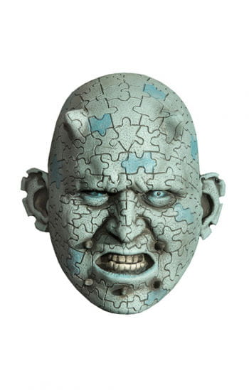 Diabolical Puzzleman mask