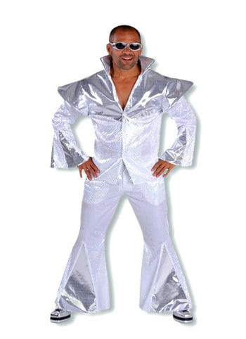 Disco Man Kostüm Plus Size