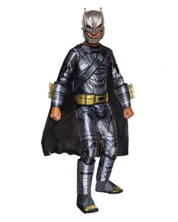 DLX Batman Panzerung Kinderkostüm