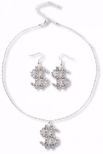 Dollar Jewellery Set