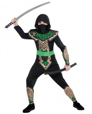 Dragon Slayer Ninja Costume