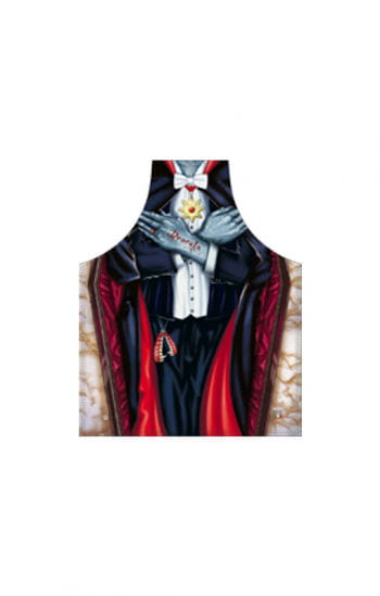 Dracula Apron