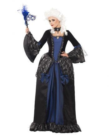 Dunkle Baroness Premium Kostüm