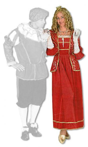 Noblewoman Costume L/XL 40-42