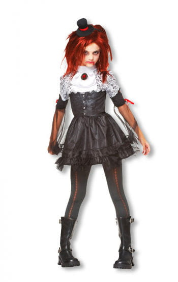 Edgy Vamp Child Costume M