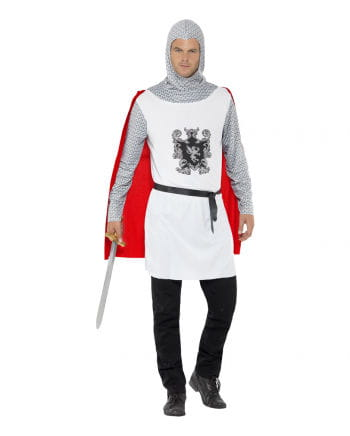 Noble Knight Men Costume
