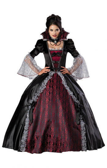 Noble Vampirlady luxury costume
