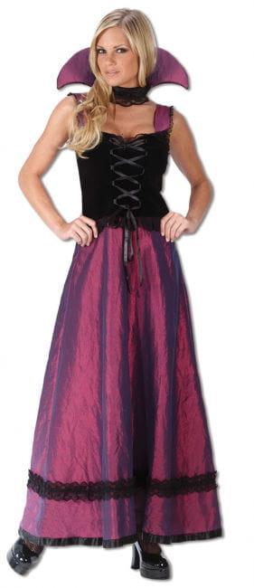 Elegant Vampiress Costume