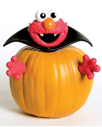 Elmo Pumpkin Decoration