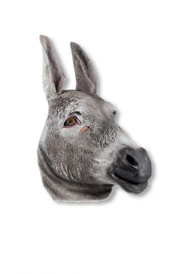 Esel Maske aus Latex