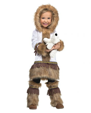 Eskimo infants costume
