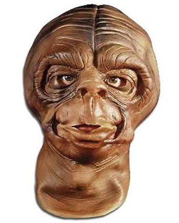 ET Alien mask made of foam latex