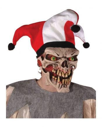 Evil Joker Horrorclown Maske