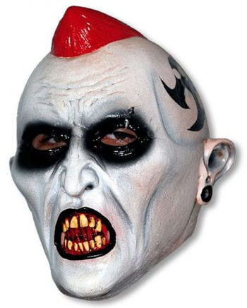 Evil Punk Latex Mask