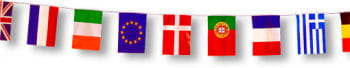 Flag Garland International