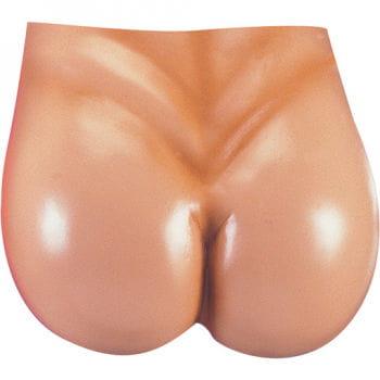 Incorrect buttocks