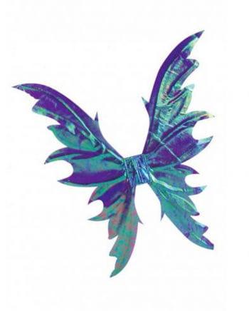 Feenflügel Deluxe lila schimmernd