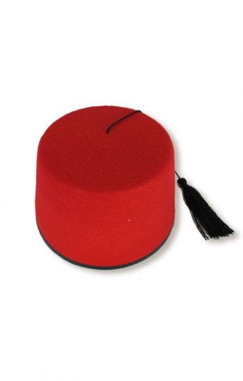 Fez hat with tassel