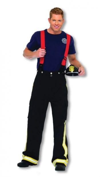 Fireman Costume ML