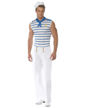 Sailor Costume White
