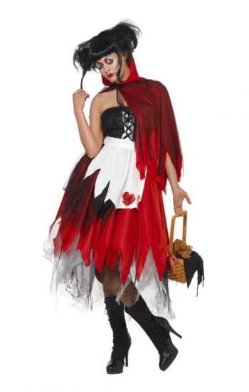 Finsteres Rotkäppchen Kostüm