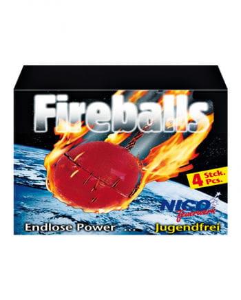 Fireballs Feuerwerk