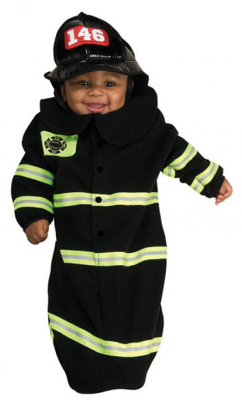 Baby Firefighter Bunting Costume