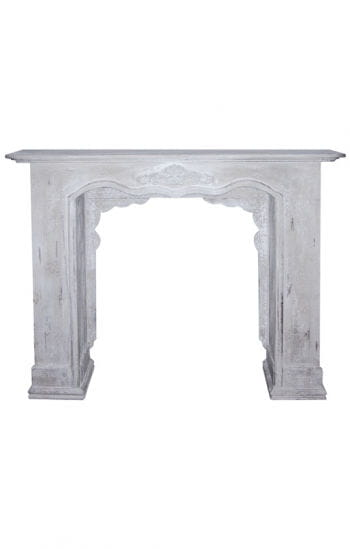 Wooden Mantelpiece