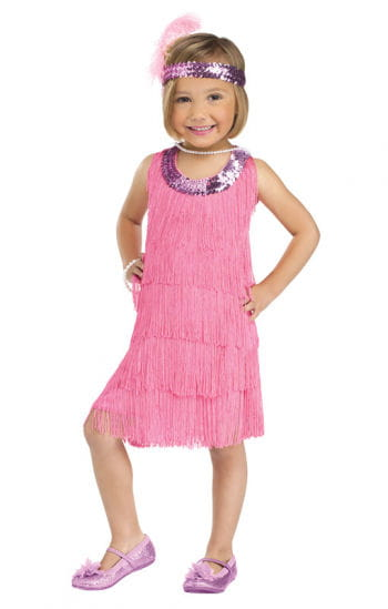 Flapper Girl Toddler Costume