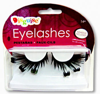 Bat Eyelashes Black