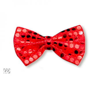 Fly Deluxe red with sequins