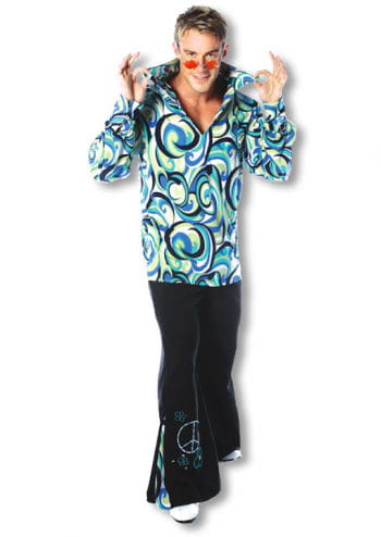 Flowerpower Men Costume