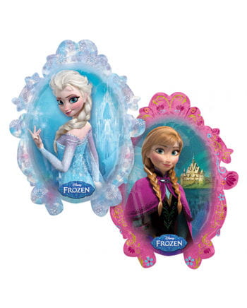 Folienballon Disney Frozen Metallic