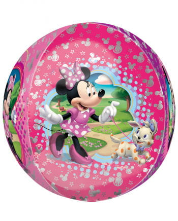 Disney Minnie Mouse foil balloon around
