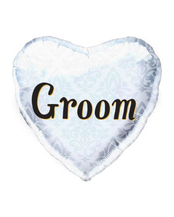 Foil balloon Groom
