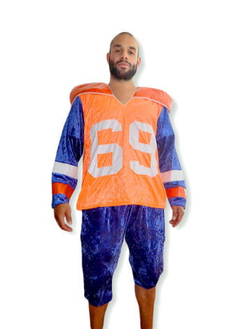 Football Player Costume