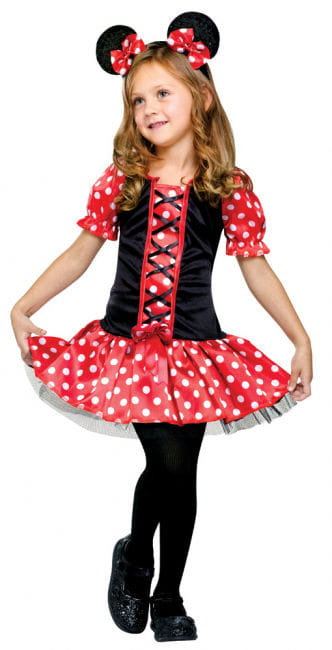 Miss Mouse Child Costume
