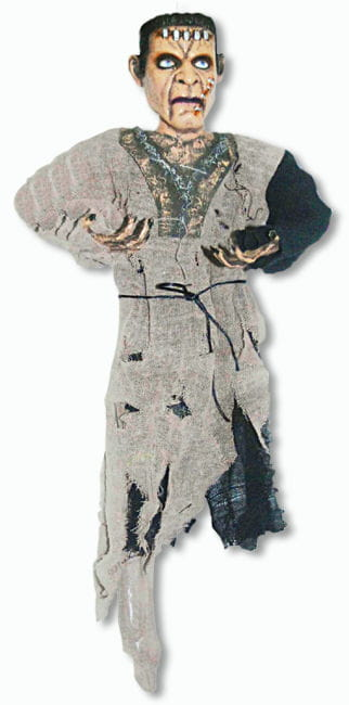 Frankenstein's Monster Hanging Prop