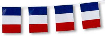 Flag Garland France 5 m