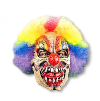 Freaky Clown Mask