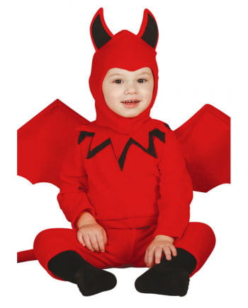 Naughty Devil baby costume
