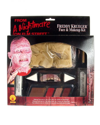 Freddy Krueger Makeup Set