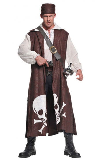 Privateer pirate costume