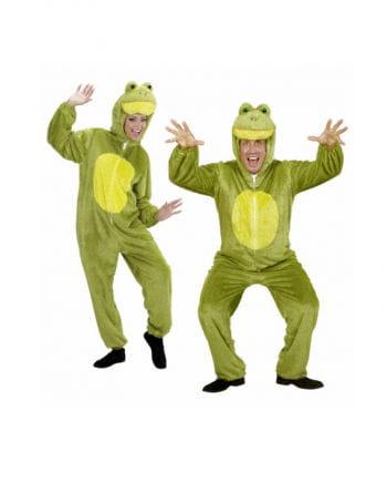 Frosch Kostüm aus Plüsch