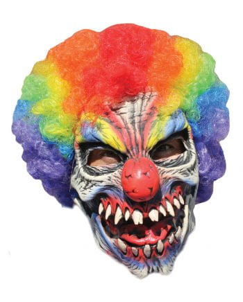 Funny Bones horror clown mask