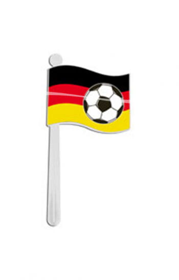 Football rattle Germany