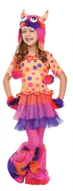 Fuzzy Fifi Girls Costume