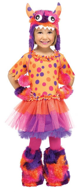 Fuzzy Fifi Toddlers Costume