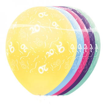 Birthday Balloons 20