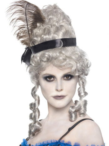 Spirits Saloon Girl Wig gray
